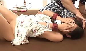 Asian - Suzu Ichinose Get Blowjob and Hardcore Consolidated Girl