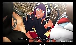 STREET Prizefighter / MUMMY MENAT Team fuck IN ALLEY [SFM]