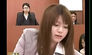 Undetectable impoverish less asian courtroom - Title Please
