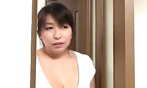 Japanese nourisher fucks young gentleman