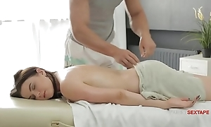 Busty Sis Thinks Her Stepbrothers Hands Are Wonderful &amp_ His Dick is no less