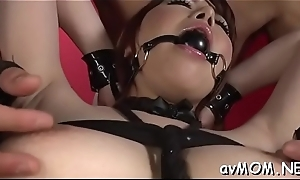 Guy undresses oversexed mother i would like to fuck in lingerie and finger copulates the brush tight cunt