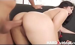 Mia Li anal doggy