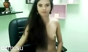 Brunette all over perfect body on chair - xcam.su