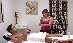 SexyMassageOil - Gorgeous Redhead Thai Massage Expert