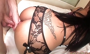 Thai Crystal set Natty Blowjob and Bareback Sex
