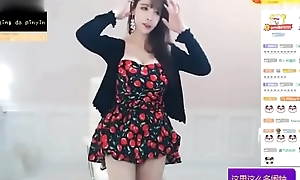 Sexy cute oriental dance