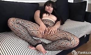 Yanks Chubby Hermine Haller'_s Pussy Balls