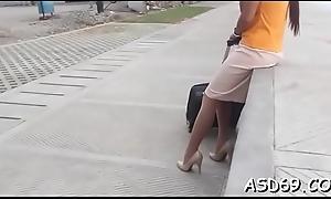 Being banging of a thai babe