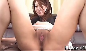 Unpredictable intensify japanese loves engulfing dong