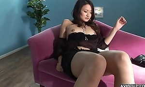 Rubbing her wet cookie up a sex trifle up audacity