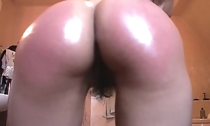 VRpussyVision.com - Red ass - spanking home in excuse oneself