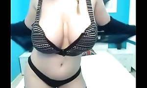 Hottest babe live like one another amazing tits on cam