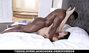 TLBC - Asian Girl Loves Brotha's huge cock