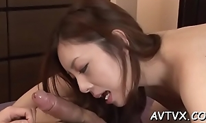 Pleasant a juicy oriental pussy