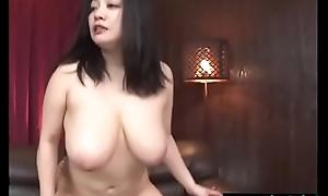 Uncensored Oriental Big Tits