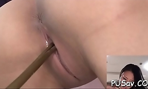 Wet fat pussy oriental doxy