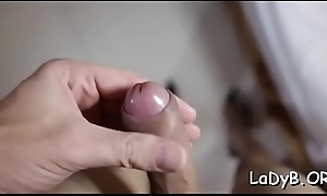 Going anal hardcore with a ladyman