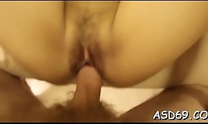 Enjoying a weasel words in vagina and booty