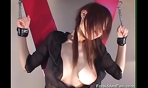 Japanese Geisha in Hardcore BDSM