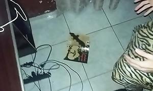 O estranho mundo de uma punheta com Motu Patlu (ft. Felipe Neto)