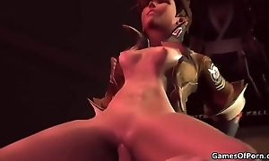 Overwatch Tracer Receives Screwed -