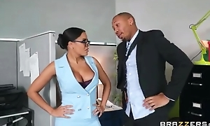 Exotic uncle with big juggs shagged away from the brush handsome boss