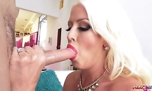 Thick XXX mature with massive tits with an increment of ass gets anal