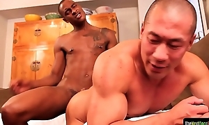 Ebony amateur assfucking asian musician