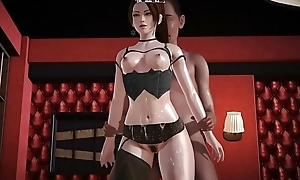 3D Send up porn - Nice asian young harpy can't live without serving her simmering fucker - http://toonypip.vip - 3D Send up porn